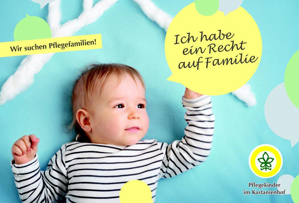 Infoabend – Wir suchen Pflegefamilien – am 07.11.2019 im Kastanienhof!
